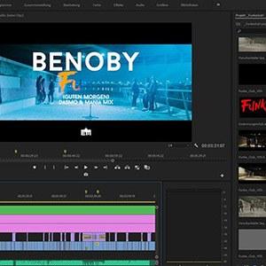Benoby startet durch.